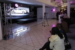 Jaguar FPACE Launch
